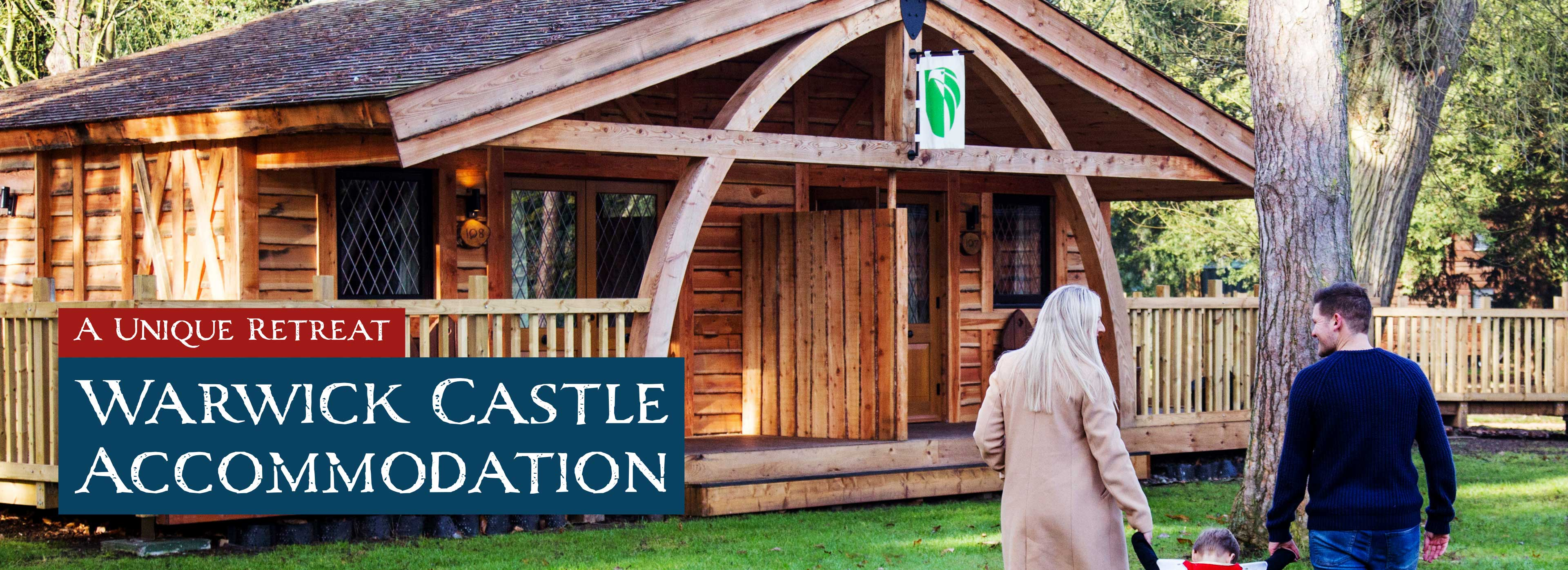 Warwick Castle Accommodation