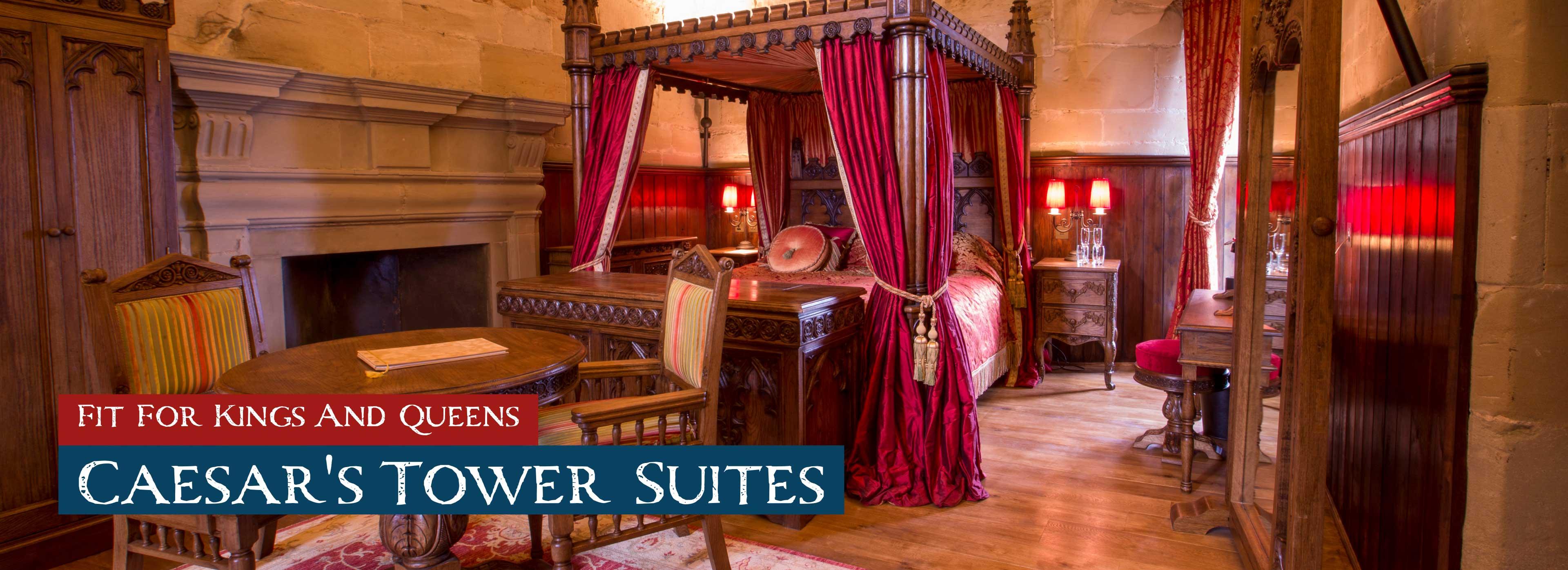 Warwick Castle Tower Suites