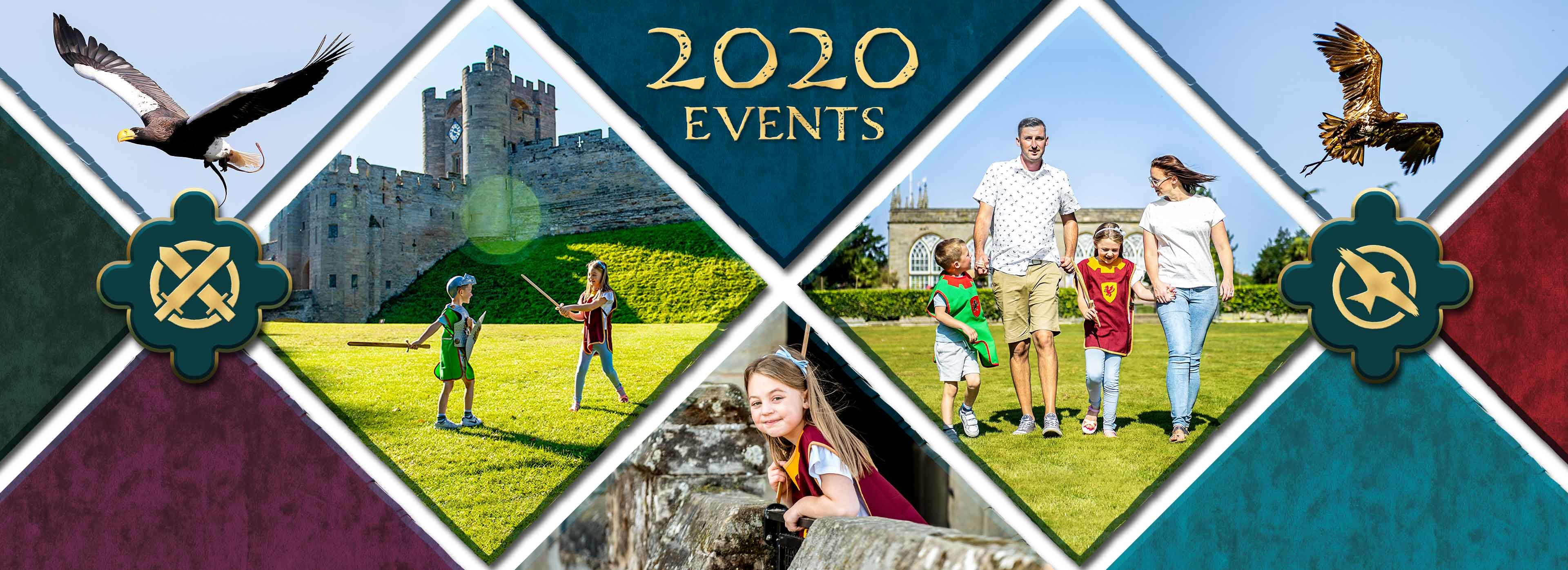 Events at Warwick Castle