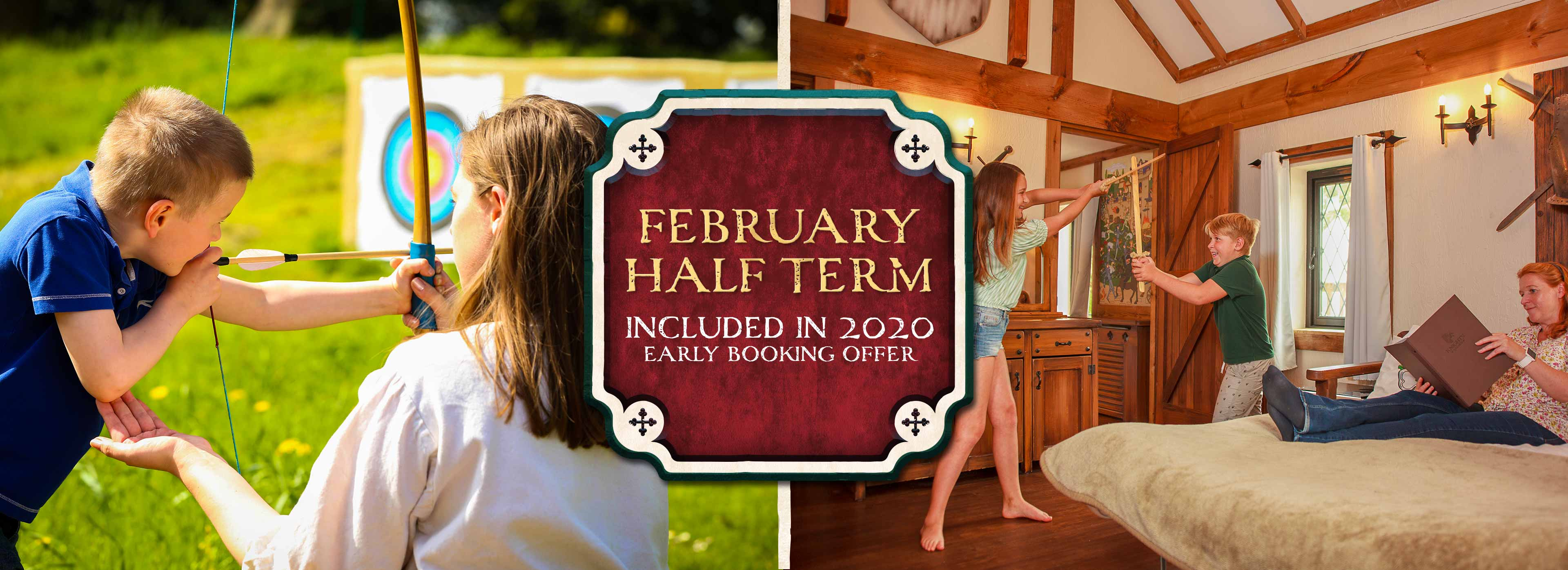 February Half Term 2020 at Warwick Castle