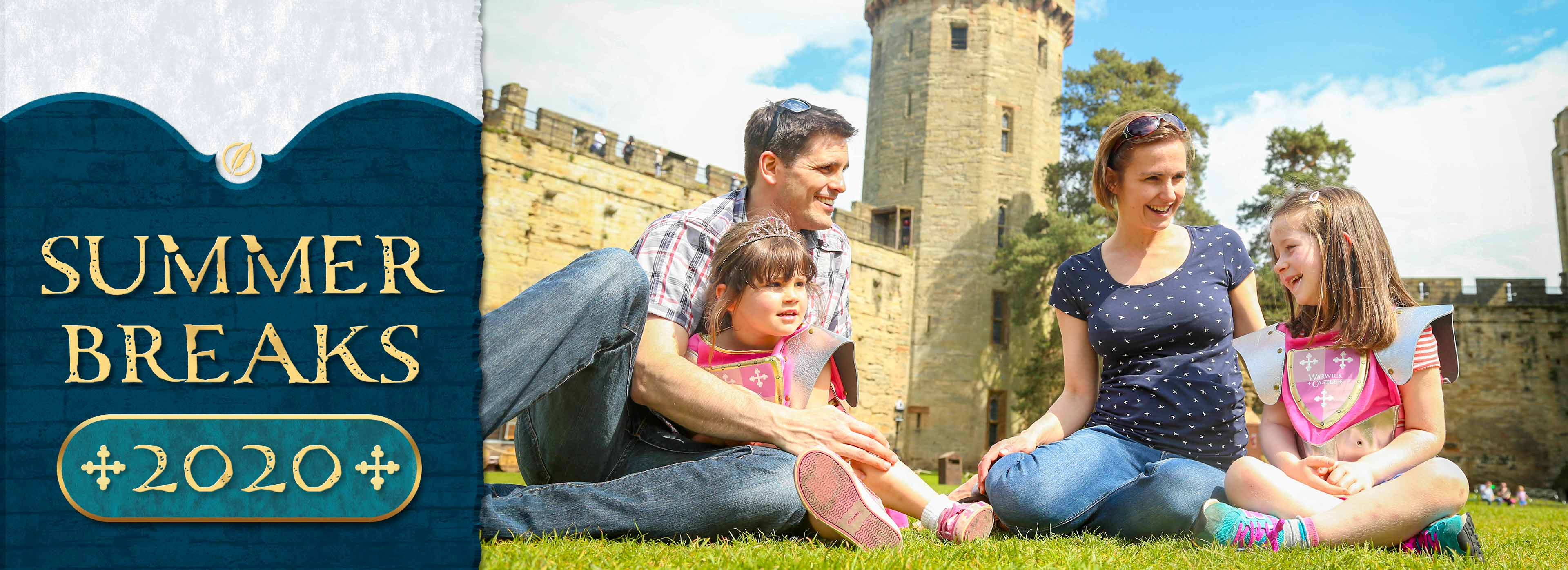 Save up to 25% on 2020 breaks at Warwick Castle