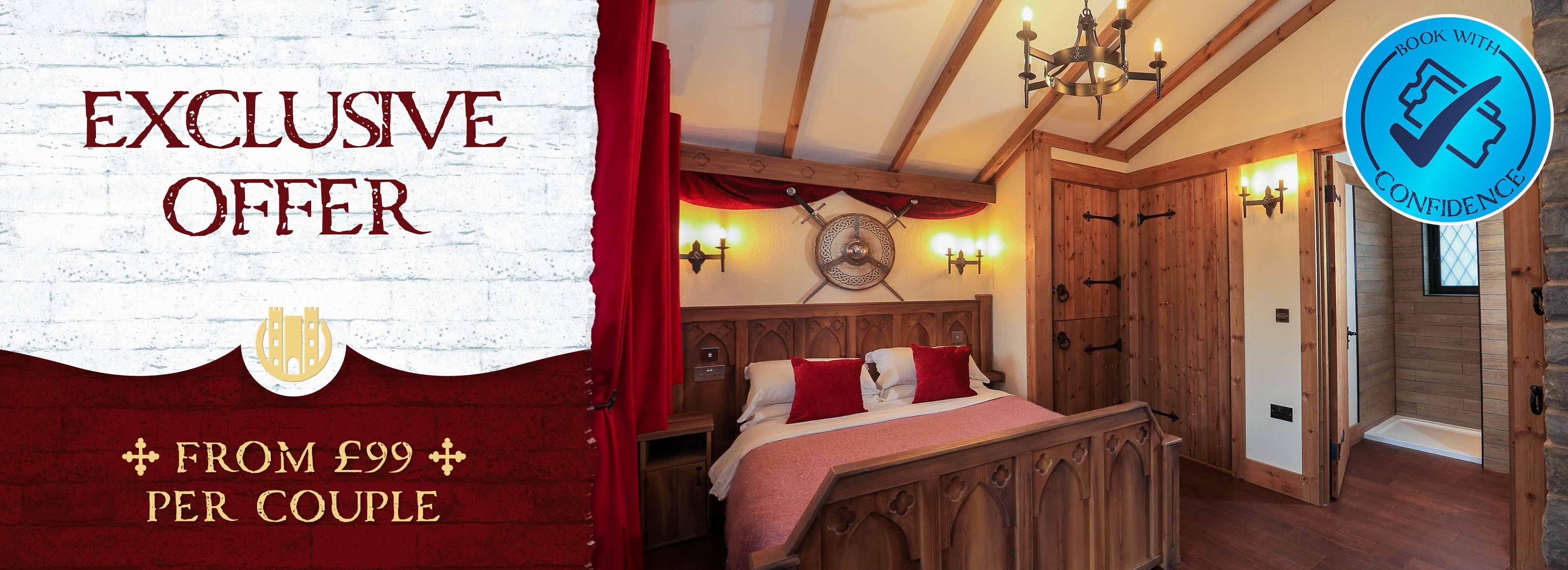 Early Booking Offer 2020 with Warwick Castle Breaks
