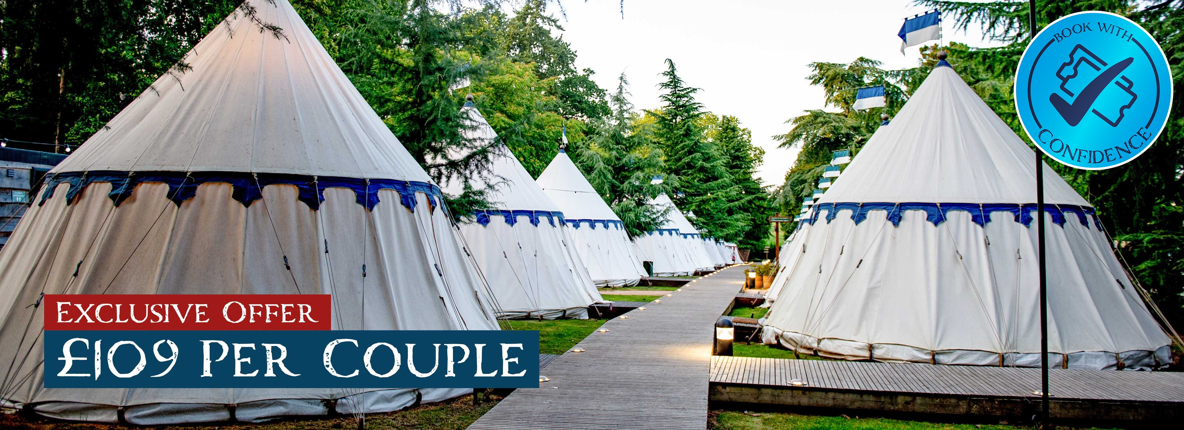 Exclusive Travelzoo offer with Warwick Castle Breaks