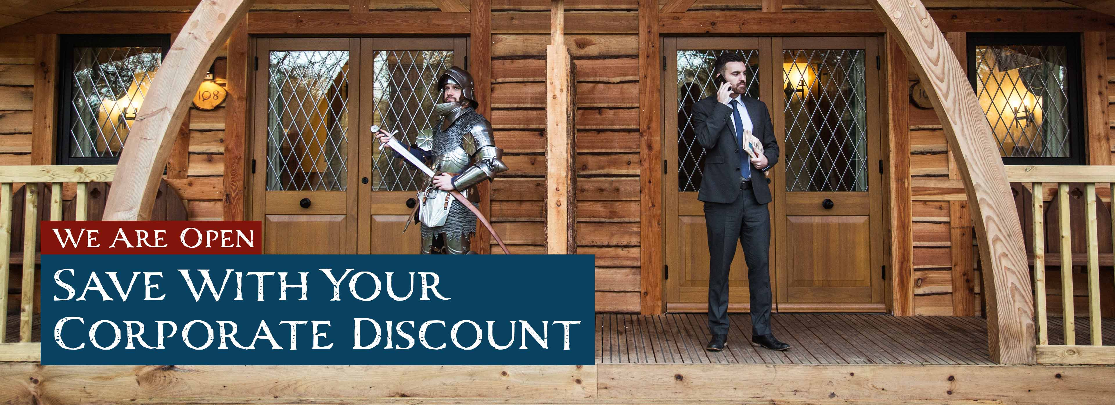 Exclusive up to 20% corporate discount
