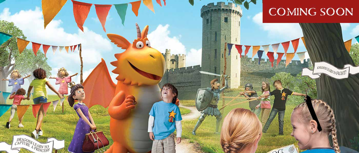 ZOG and the Quest for the Golden Star at Warwick Castle
